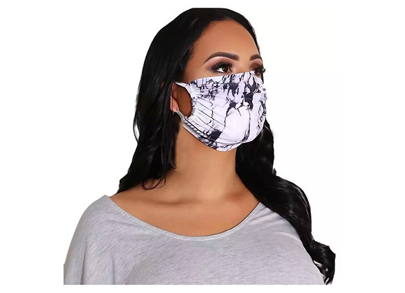 Marble Face Mask
