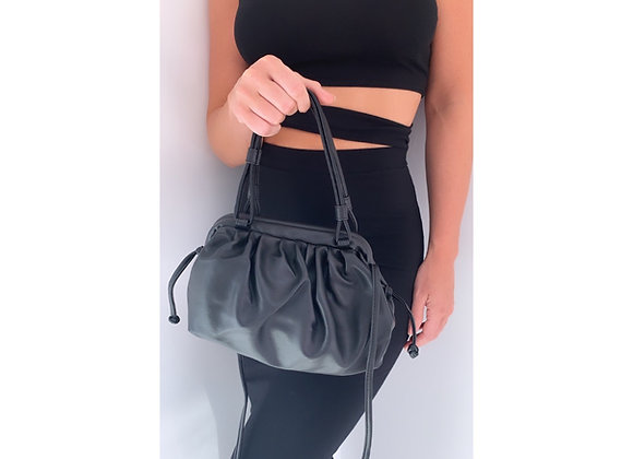 Sofia Pouch Bag Black