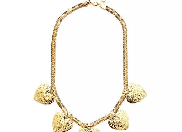 Dreamer Heart Necklace