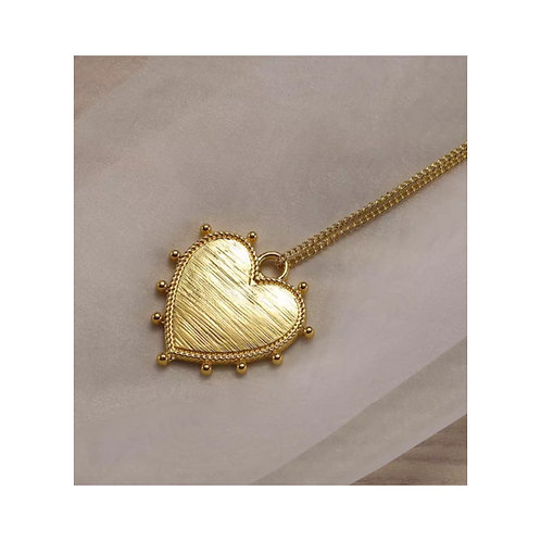 Brielle Heart Pendant