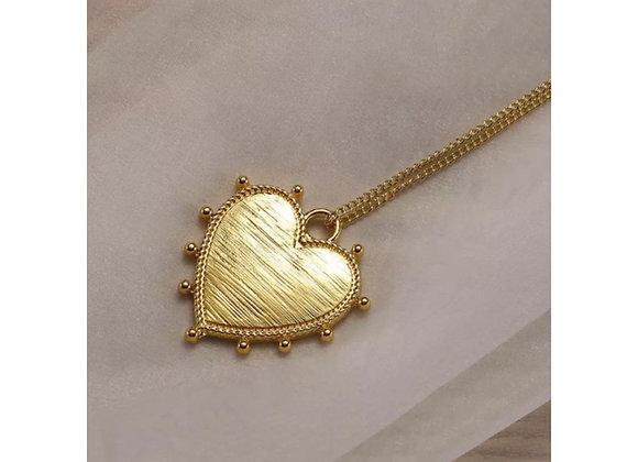 Brielle Heart Pendant