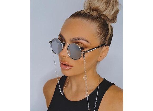 Silver Star Sunglasses Chain