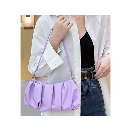 Lucy Lilac Pouch