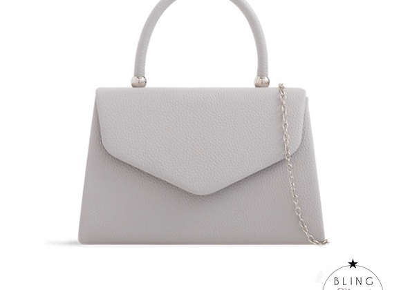 Vivian Mini Handbag Grey