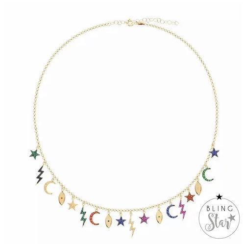 Magic Charm Necklace
