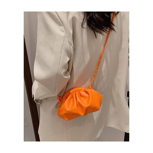 Mini Pouch Bag Orange
