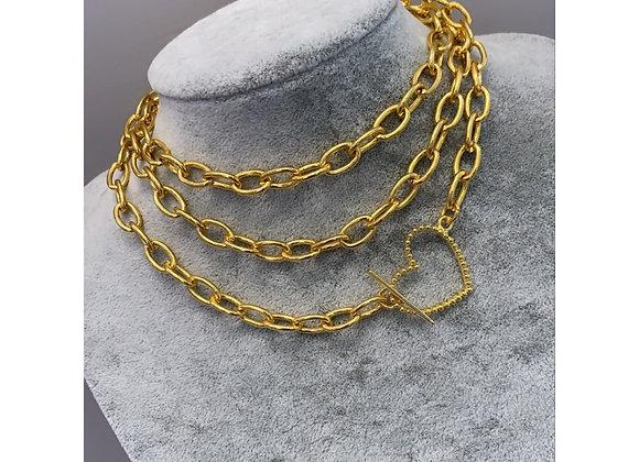 Heart Wrap Chain
