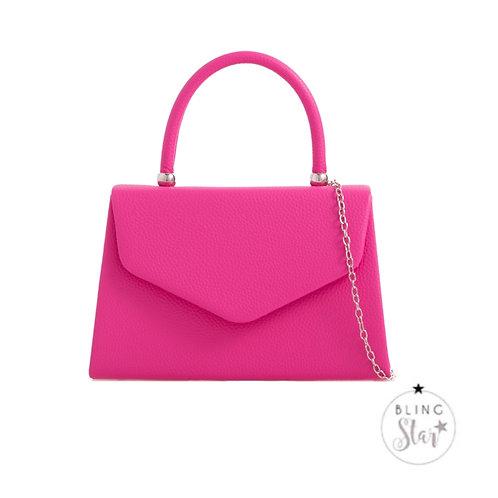 Vivian Mini Handbag Fuchsia