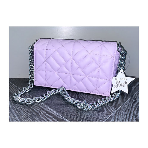 Sara Diamond Messenger Lilac