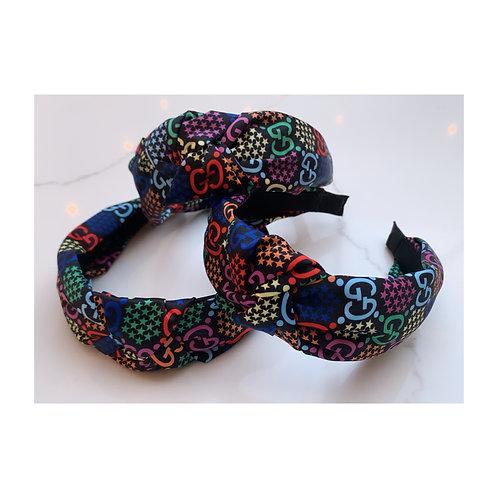 Rainbow GG Headband