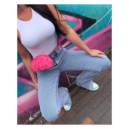 Mini Pouch Bag Pink