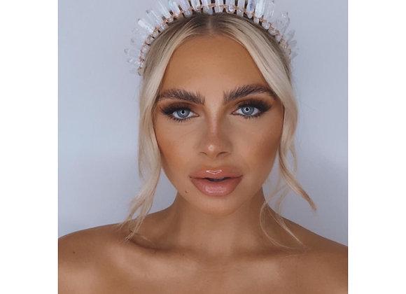 Iridesent Crystal Crown