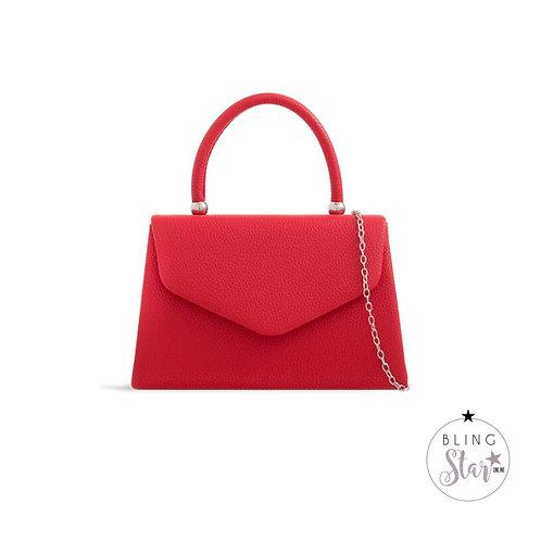 Vivian Mini Handbag Red