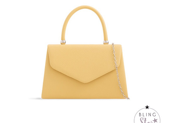 Vivian Mini Handbag Lemon