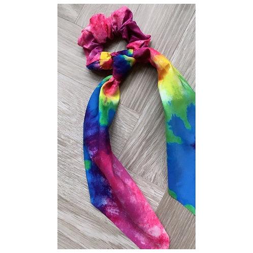 Rainbow Ribbon Bobble