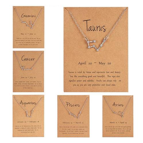 Constellation Diamanté Necklace