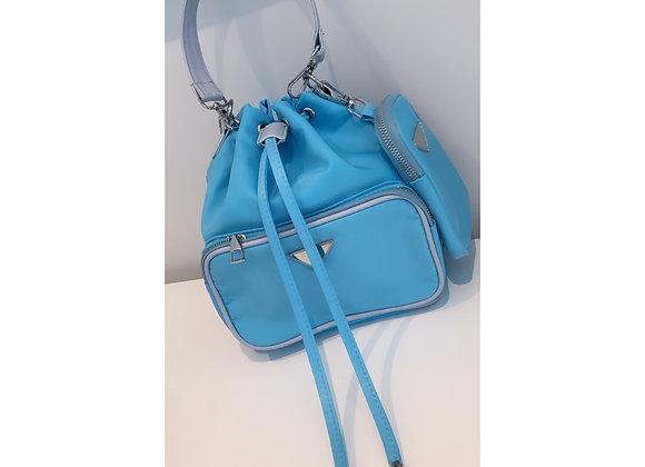 Savannah Mini Rucksack Blue
