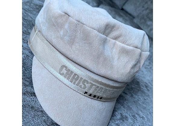 Chrissy Bucket Hat Beige