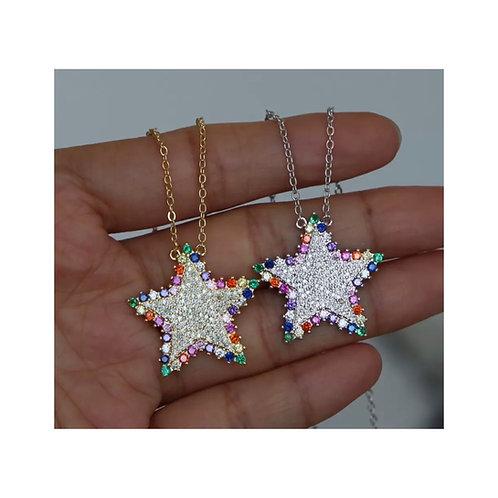 Luxe Star Pendant