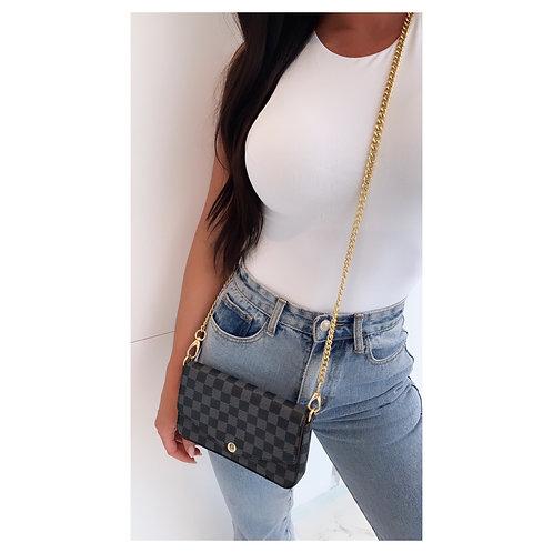 Miami Mini Purse Bag Black