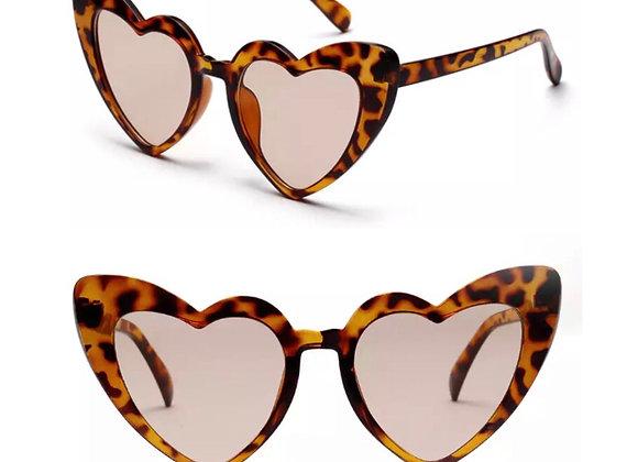 Dolly Heart Leopard