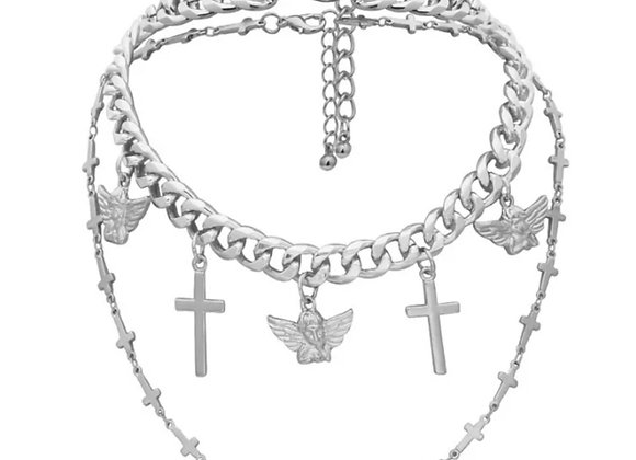 Saints & Sinners Layer Necklace