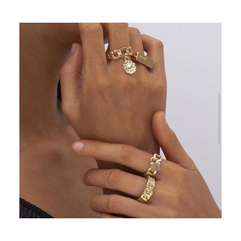 Angel Ring Set