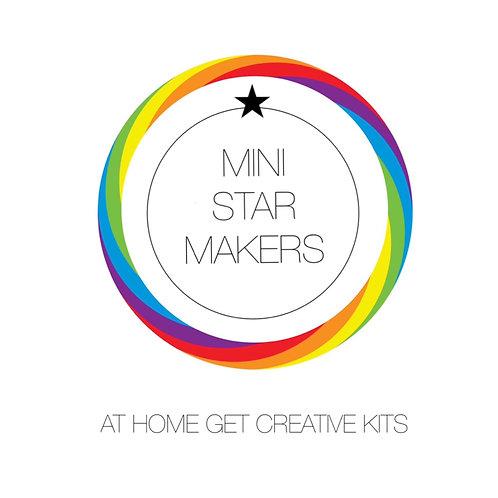 2 Person SUPER HERO Mini Star Maker Kit