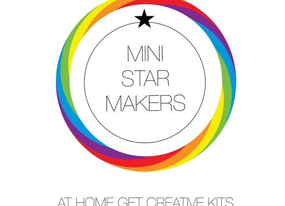 SUPER HERO Mini Star Maker Kit