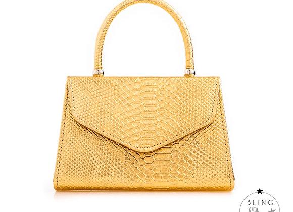 Viviane Mini Handbag Gold