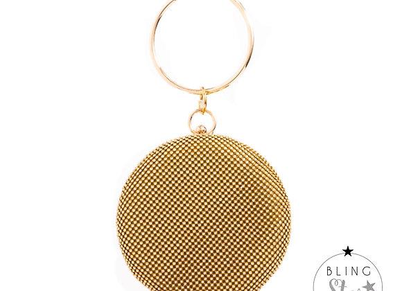 Ciroc Diamanté Wristlet Gold