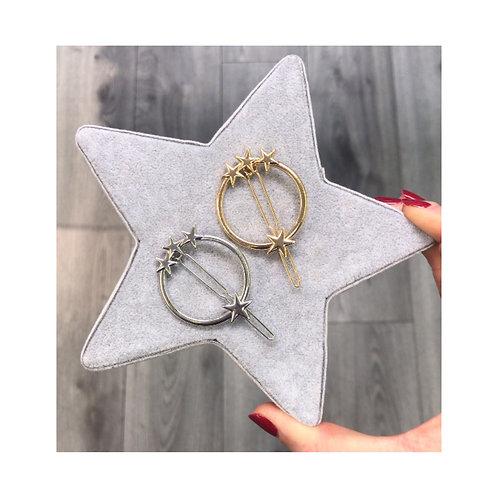 Circle Star Slide 3 Star
