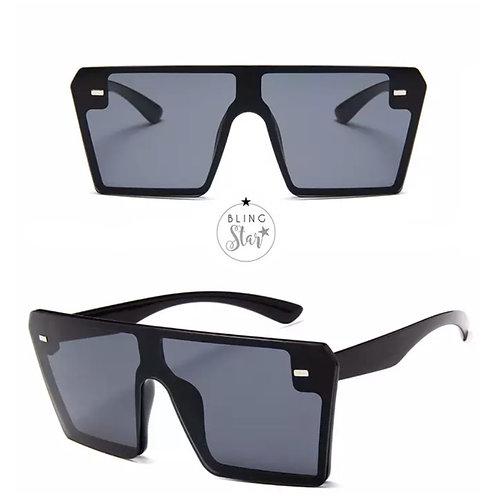 Aspen Oversized Shades Black