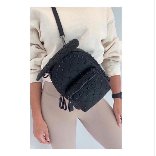 Venice Studded Mini Backpack