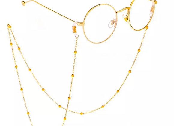 Gold Ball Sunglasses Chain