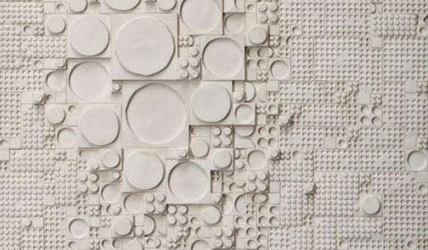 Ruth Bryk Arabia - wall relief