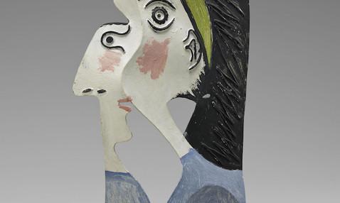 Picasso - Tête de femme