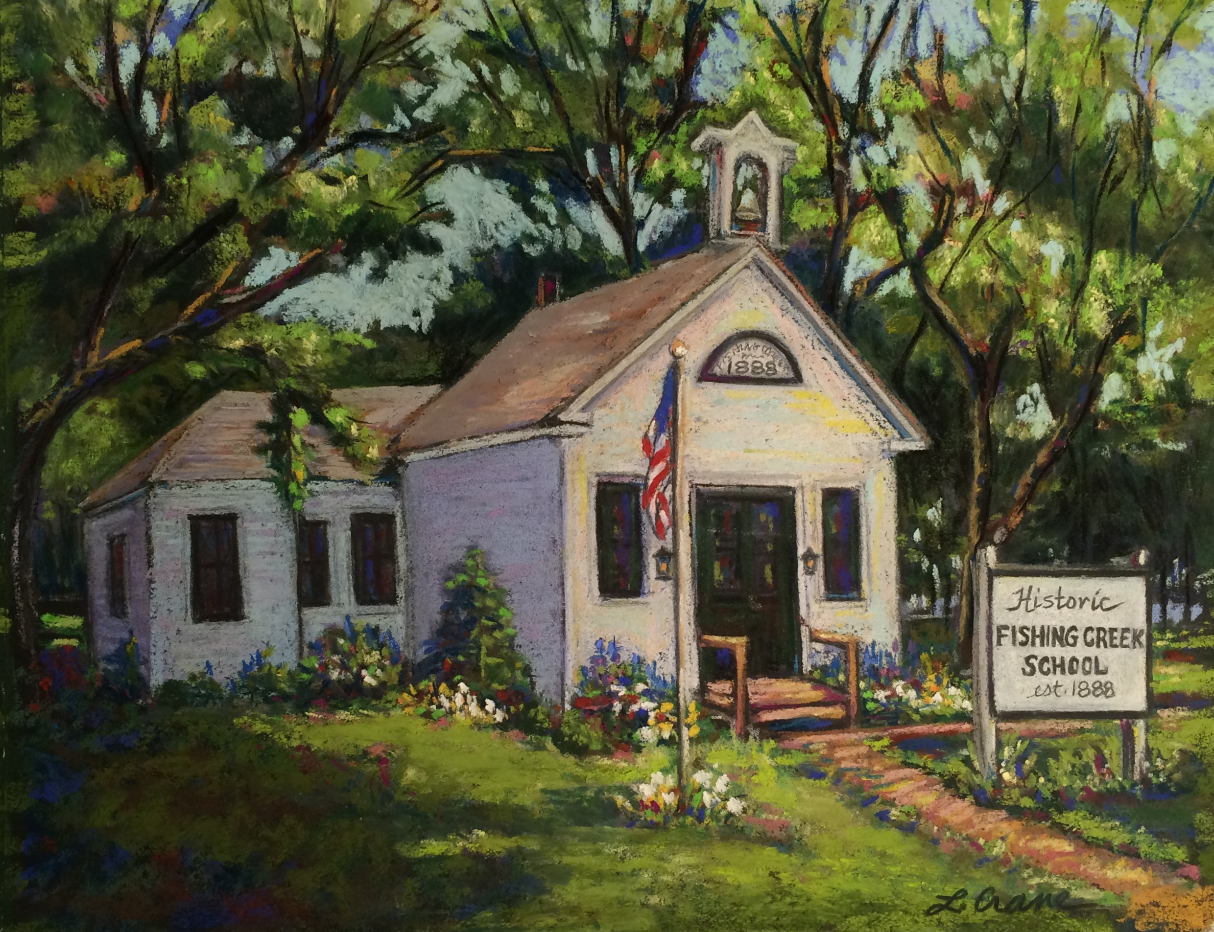 Fishing Creek Schoolhouse