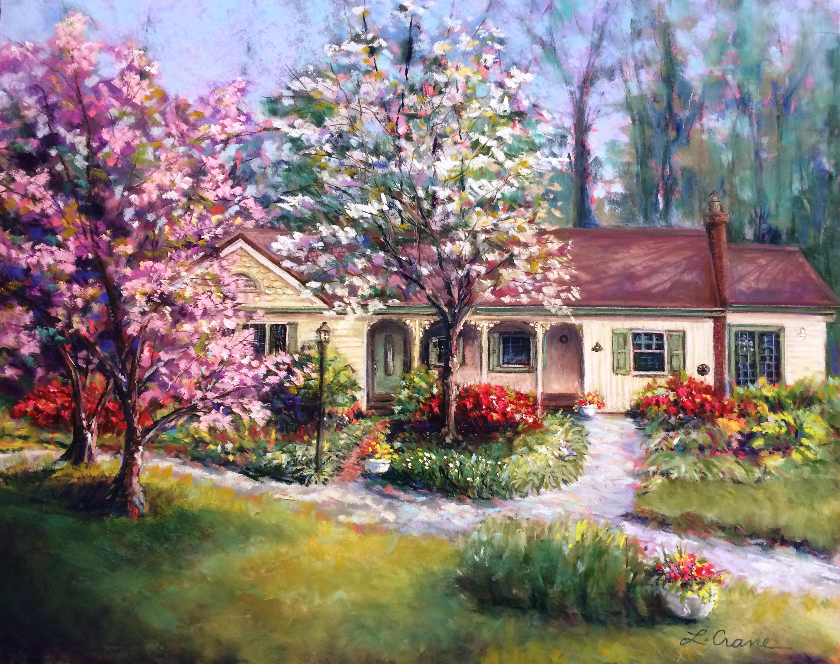 Spring on Sunnyside