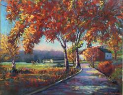 Autumn Joyride- L.Crane