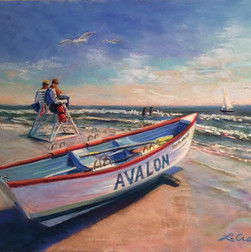 Summer in Avalon