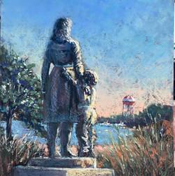 The Fisherman's Memorial (CM Coast Guard Base)