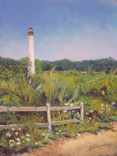 Cape May Lighthouse- SOLD