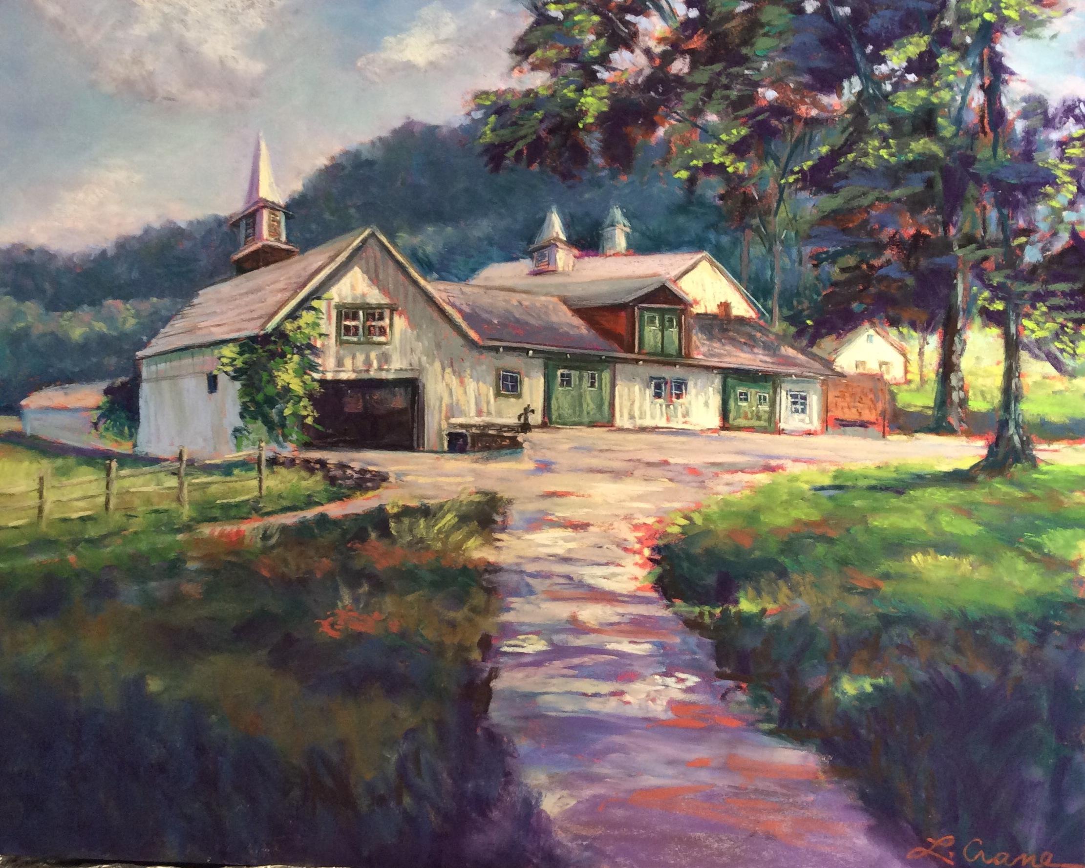 Knox Barn at Valley Forge