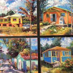 Antigua Bungalows