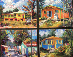 Antigua Cottage Series