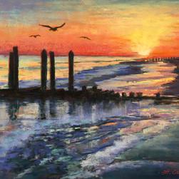 A Fisherman's Sunrise