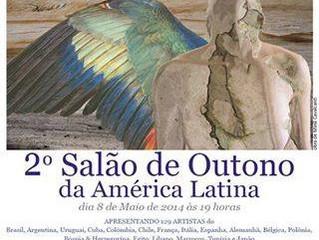 2° Salão de Outono da América Latina