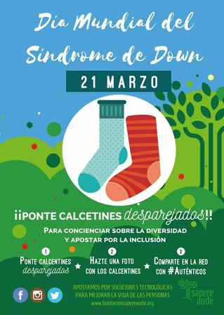 21 de Marzo, Día Internacional del Síndrome Down