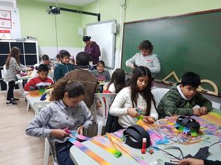 """""""Juega con Nosotros"""" unos talleres para educar en valores mediante el juego"""